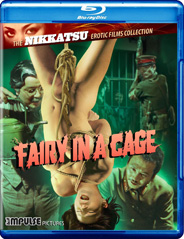 Fairy in A Cage Impulse Pictures Blu-Ray