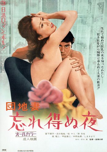 Apartment Wife: Unforgettable Night theatrical poster