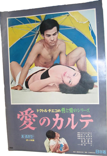 ドクトル・チエコの性と愛のシリーズ 愛のカルテ