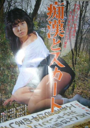 痴漢とスカート poster